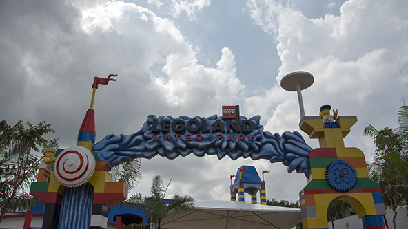 LEGOLAND Water Park Entrance